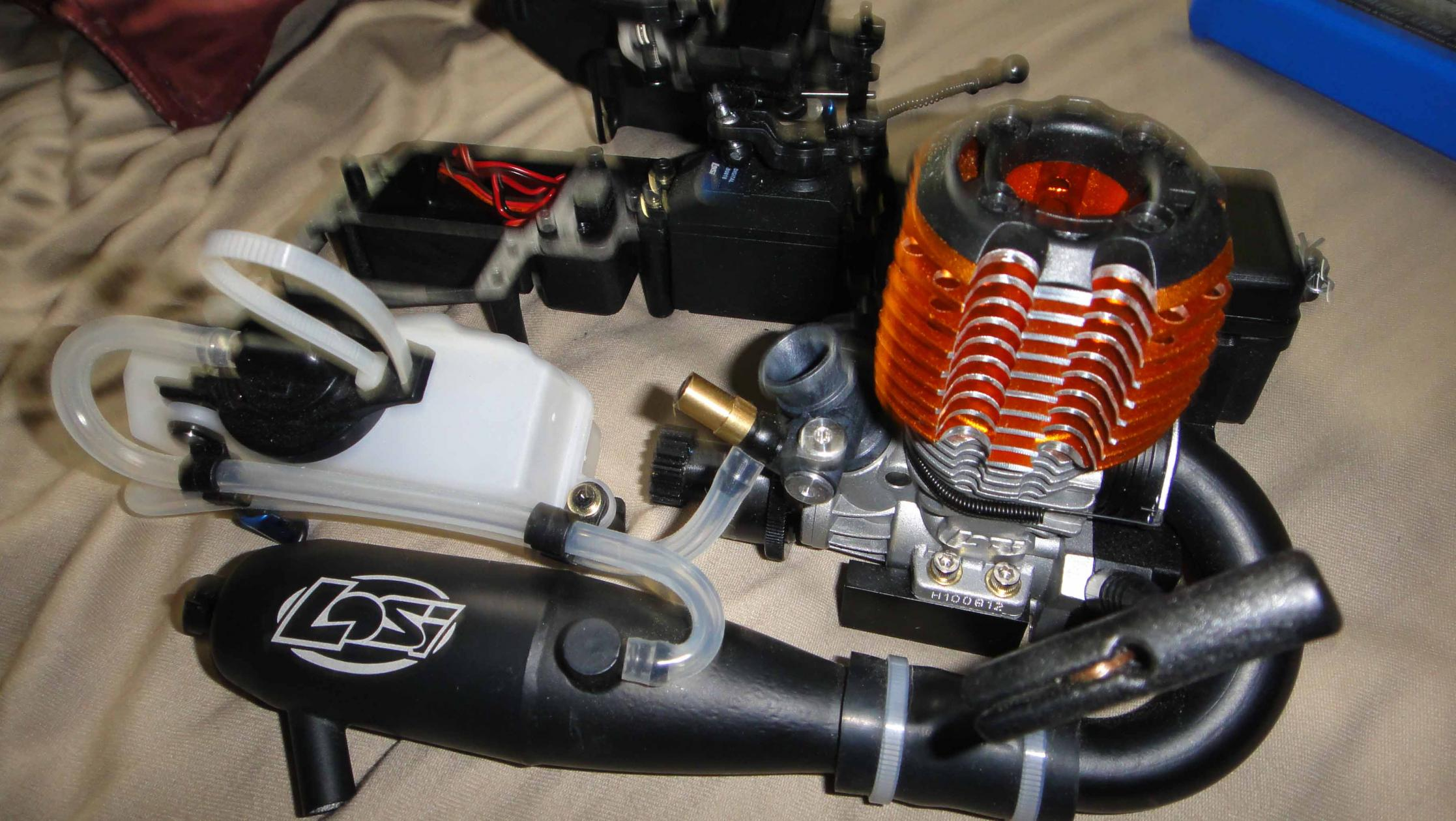 Losi Rc Cars For Sale In Knoxville Tn