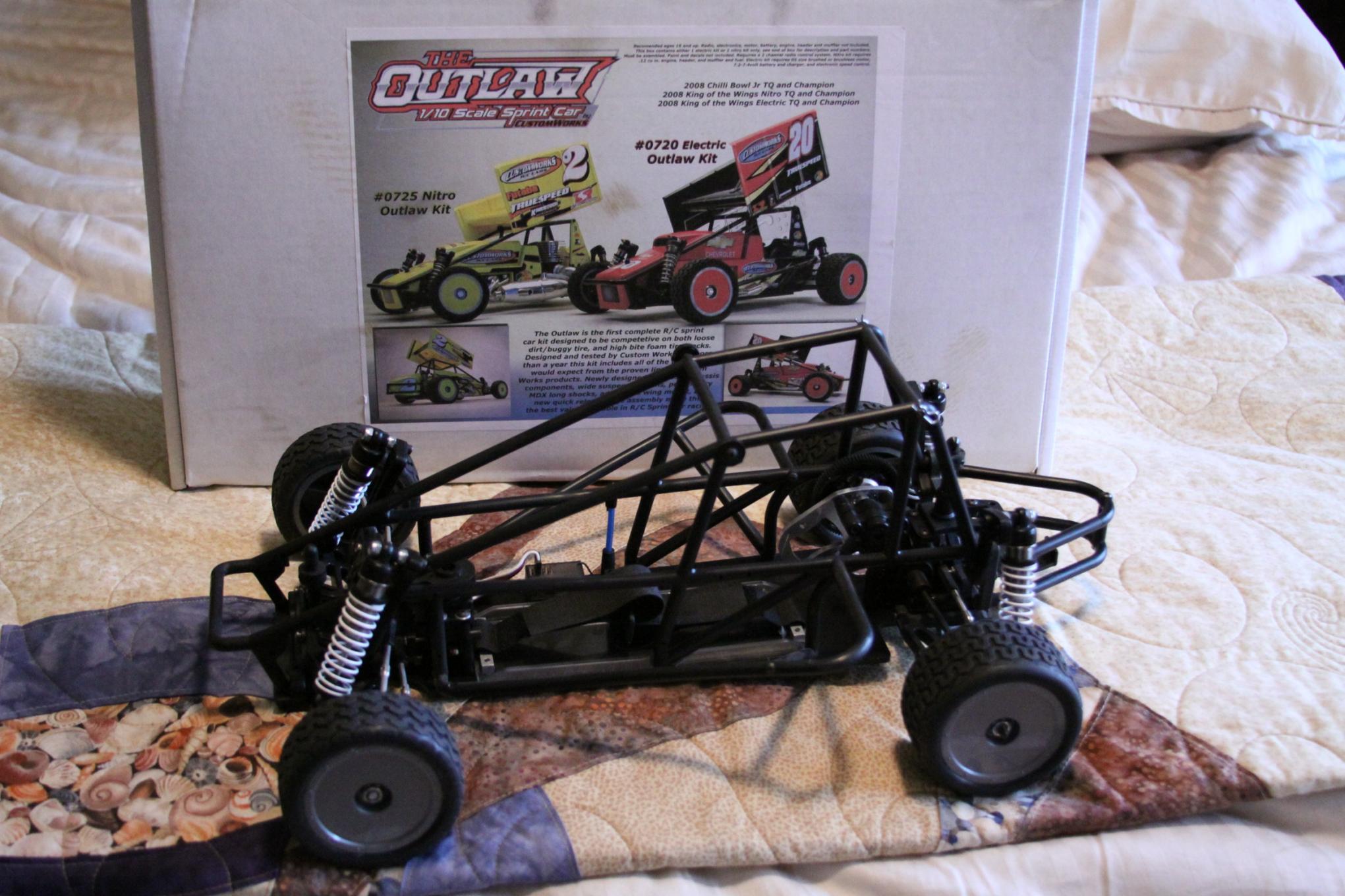 Sprint Cars For Sale >> Custom Works Outlaw Sprint Car Electric - R/C Tech Forums