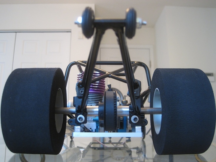 NEW ERA RC Funny Car Dragster Pro Stock 1/8 scale for SALE ...