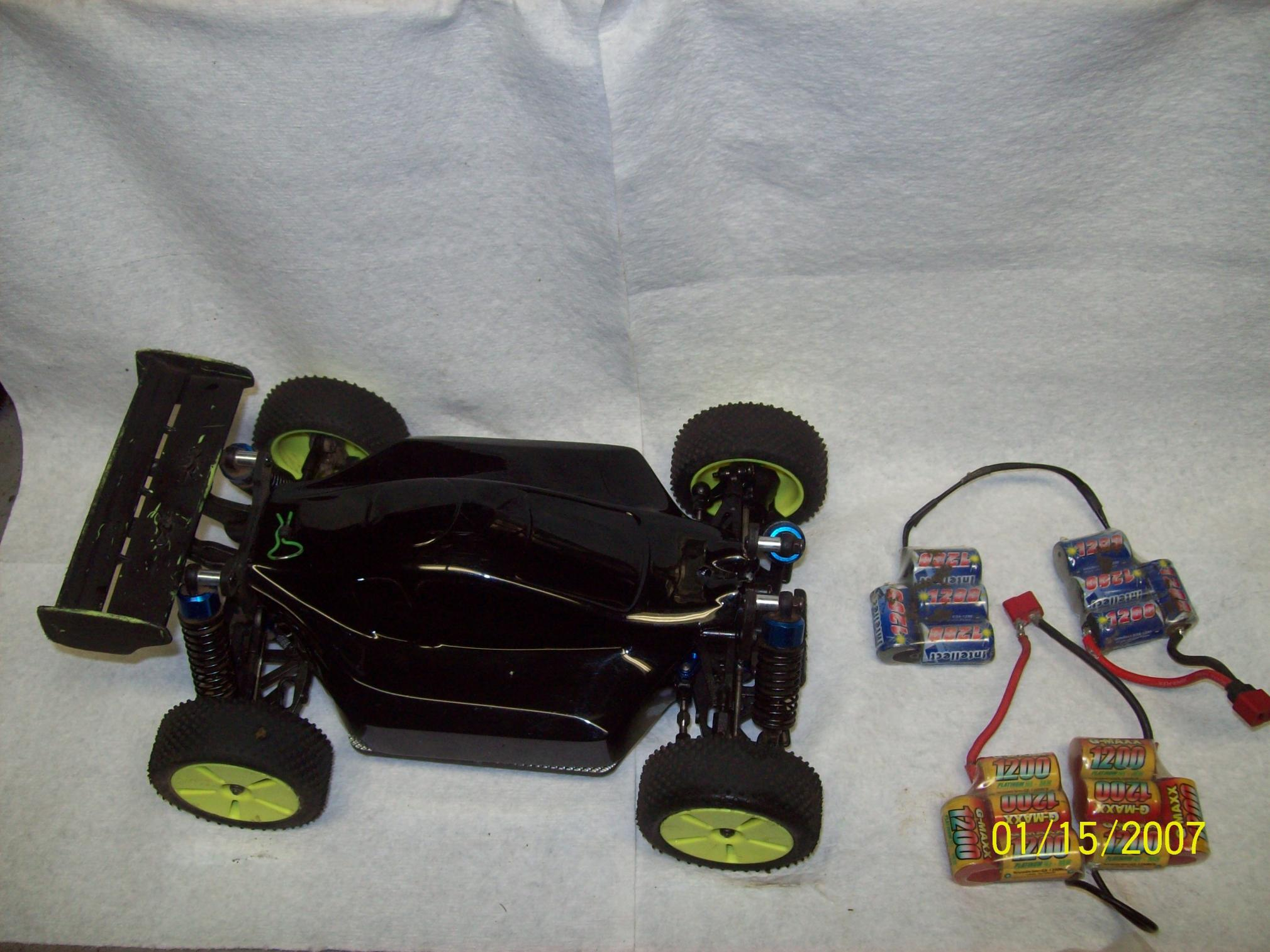 Kyosho mini inferno brushless r c tech forums for Motor vehicle in mt holly nj