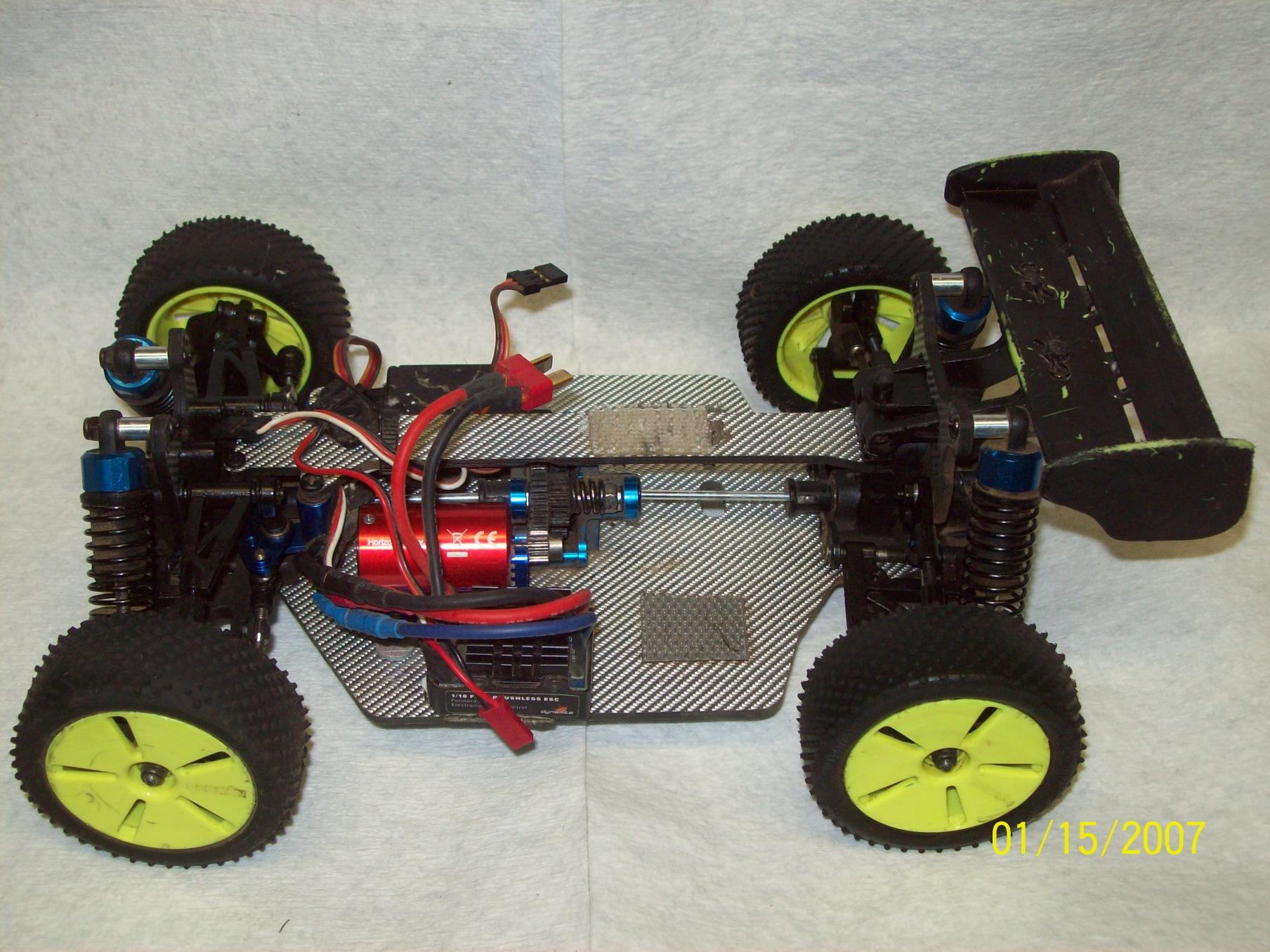 Kyosho Mini Inferno Brushless R C Tech Forums
