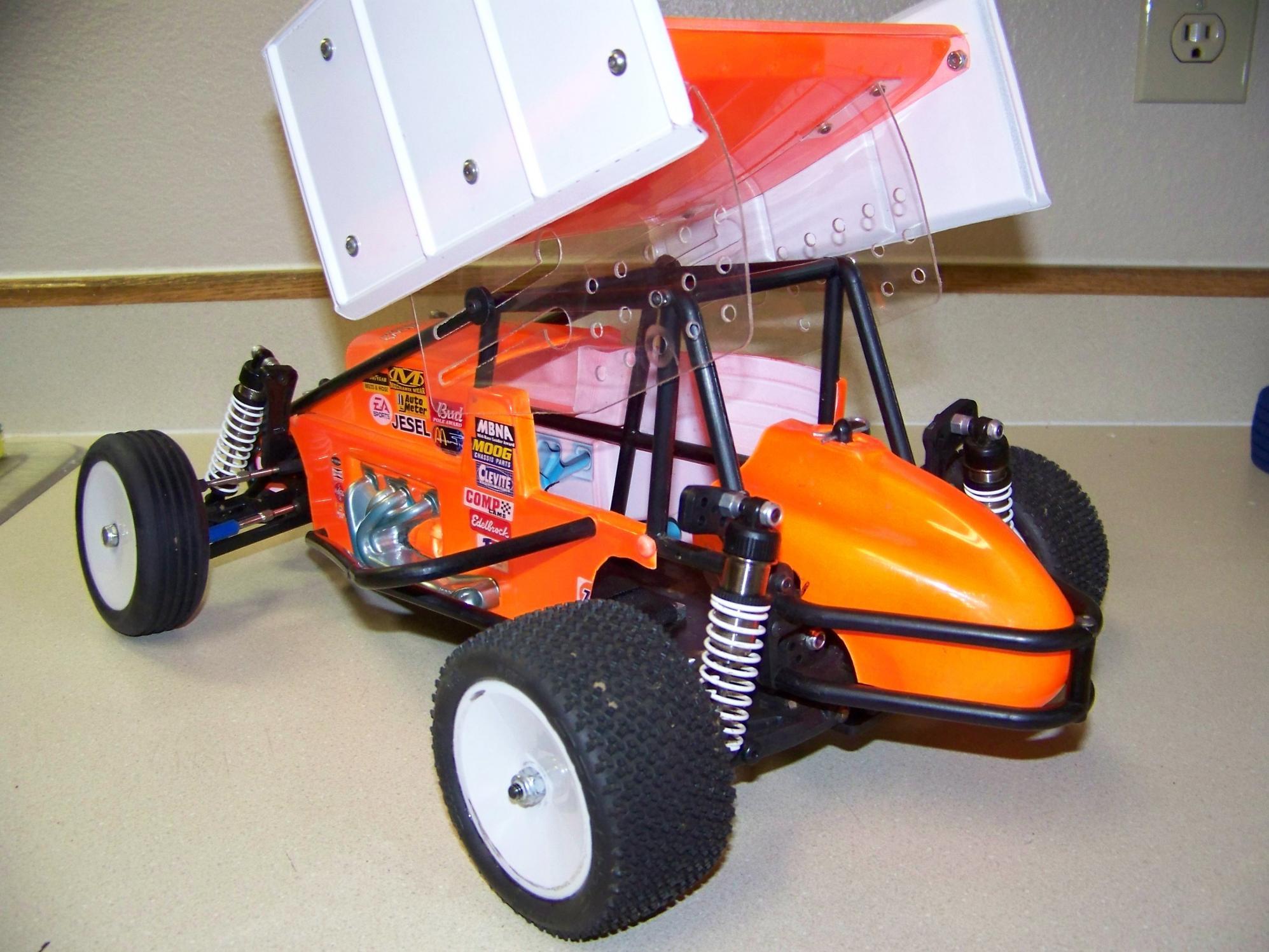 custom works electric sprint car - R/C Tech Forums
