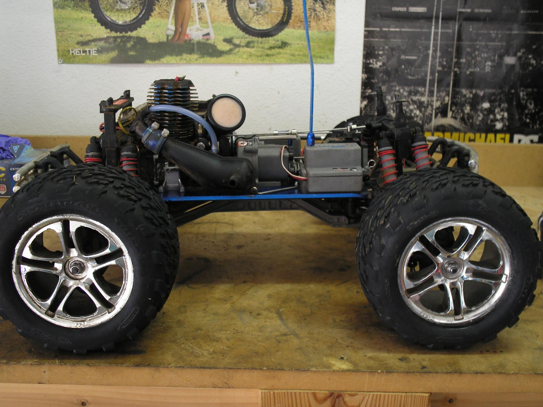 traxxas t maxx 3 3 rtr r c tech forums. Black Bedroom Furniture Sets. Home Design Ideas
