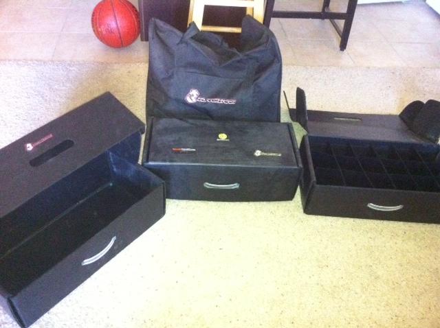 3Racing Carry Bag Case Piggy For 1 10 RC Car Kit Bag4