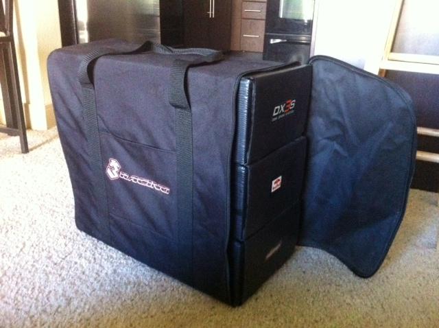 3Racing Carry Bag Case Piggy For 1 10 RC Car Kit Bag5