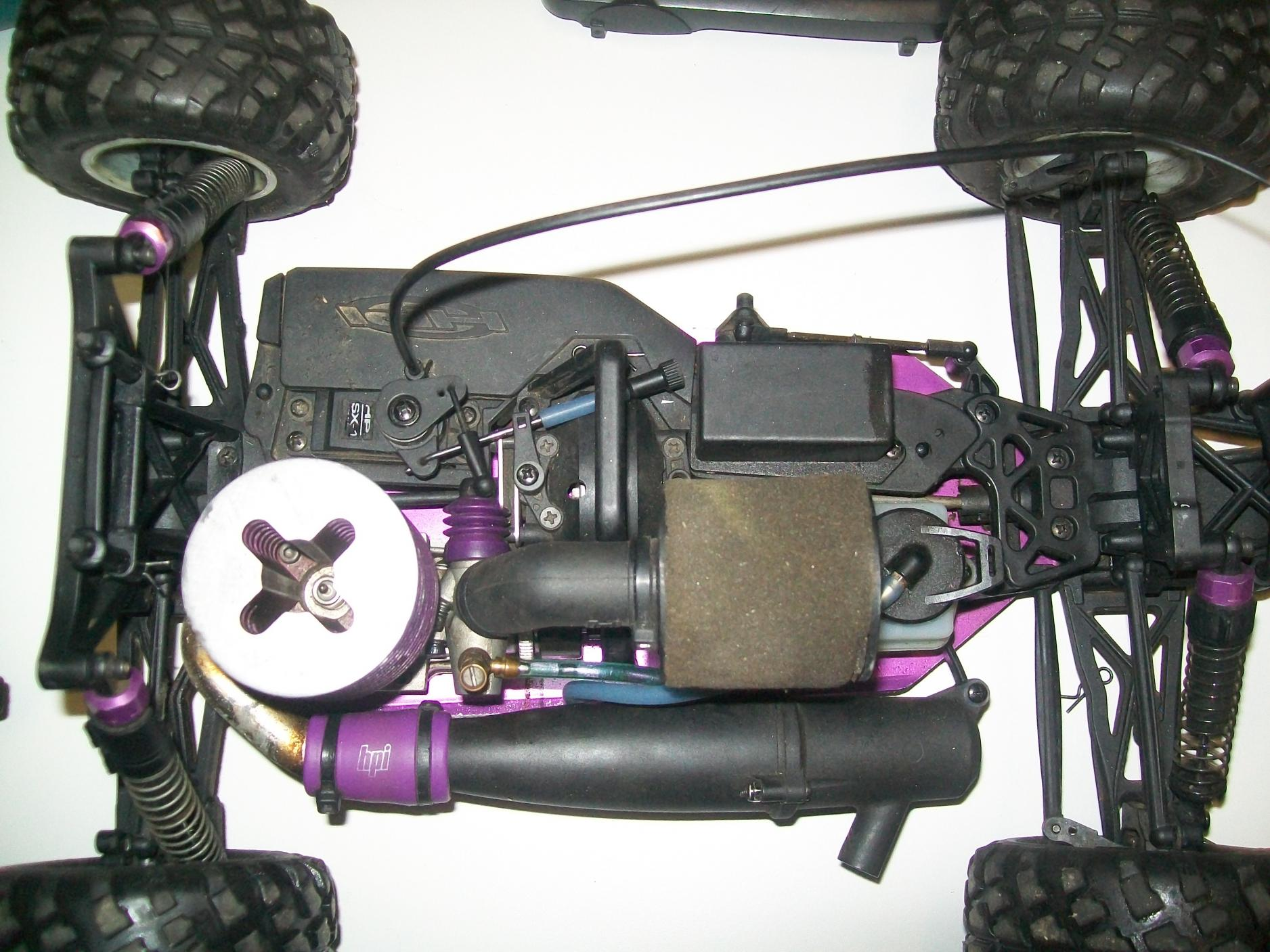 4wd Rc Hpi Nitro Mt2 Rtr R C Tech Forums