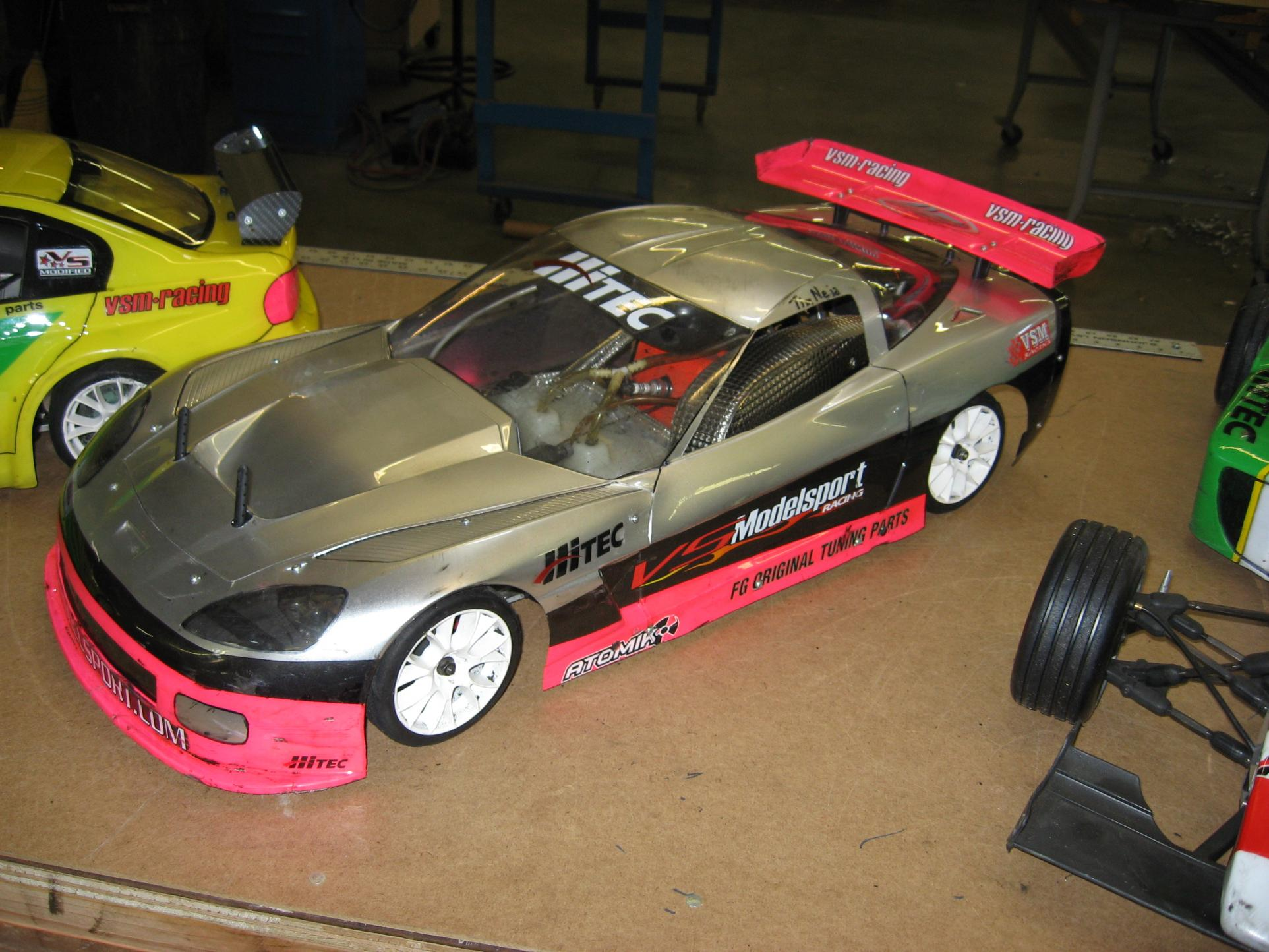 1/5 Scale FG race car for sale!! - R/C Tech Forums