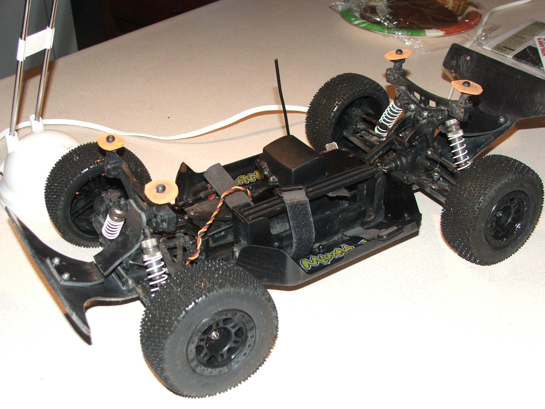 OFNA Nexx 10SC 1/10 Scale 4WD Electric Short-Course ...