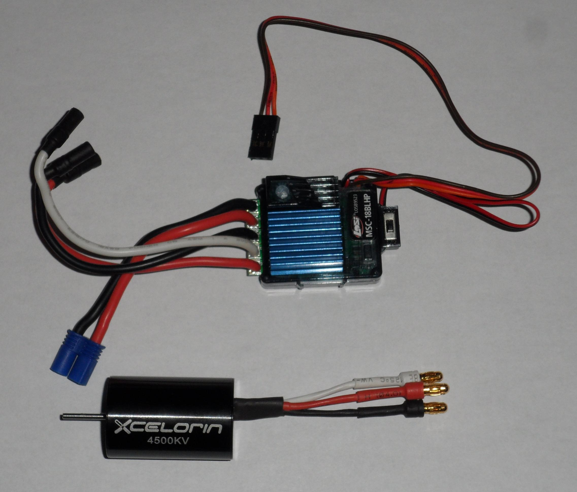 Electronic Speed Controls Auroraiiitd Brushless Esc Wiring These Escs Have Two Output Signal Wires Rather Than Three Ac Phase In Dc The Broader Sense Are Pwm Controllers For Electric