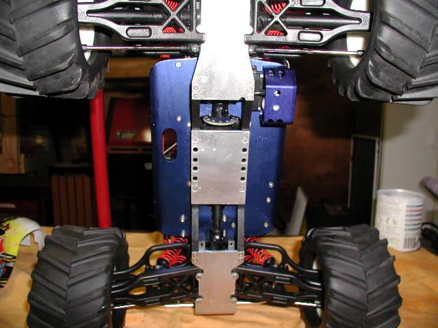 Big Truck Tires >> Traxxas T-Maxx 2.5 Monster Nitro Truck Tmaxx - R/C Tech Forums