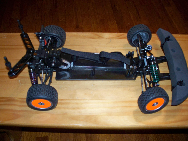 Custom Works Sprint Car Parts