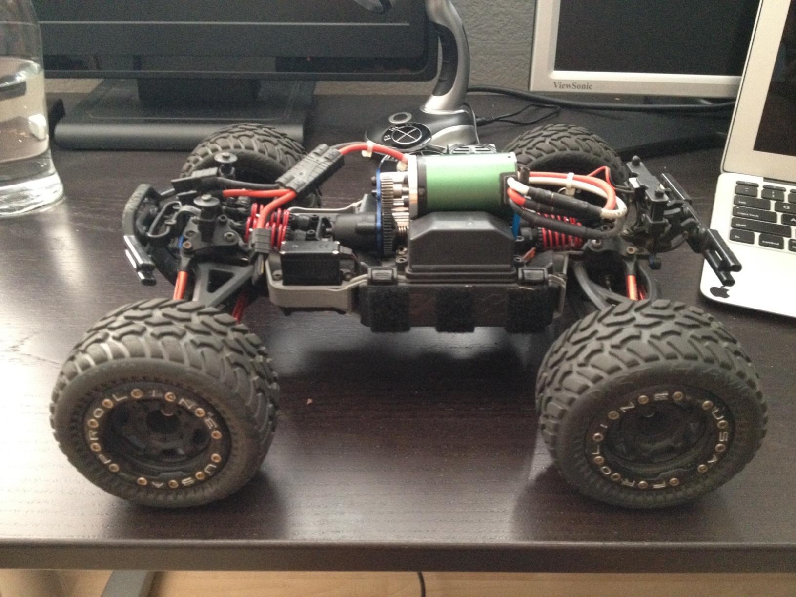 1 16 Mini E Revo Fully Upgraded 4 Sale R C Tech Forums