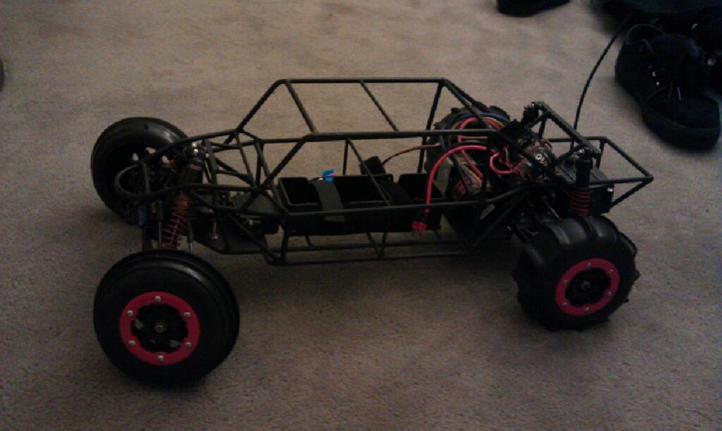 Rc sand rail for sale!!! - R/C Tech Forums