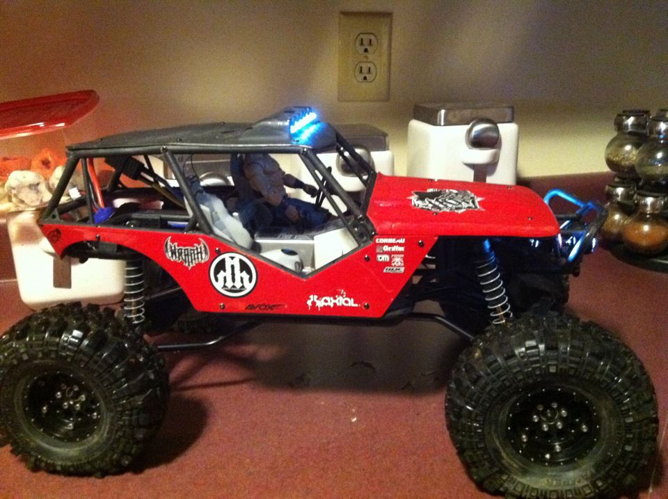 Axial Wraith for sale lots of upgrades - R/C Tech Forums