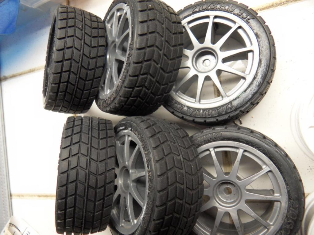 Proline Touring Car Tires