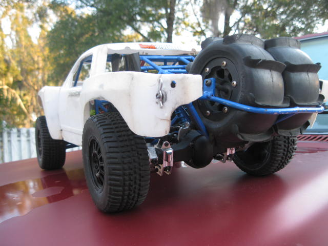 Trophy Truck For Sale >> Custom Built Trophy Truck 4x4 R C Tech Forums