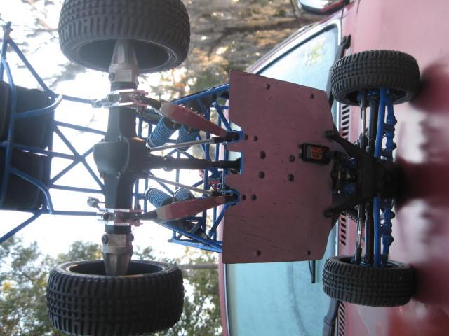 Custom Built trophy truck 4x4 - R/C Tech Forums