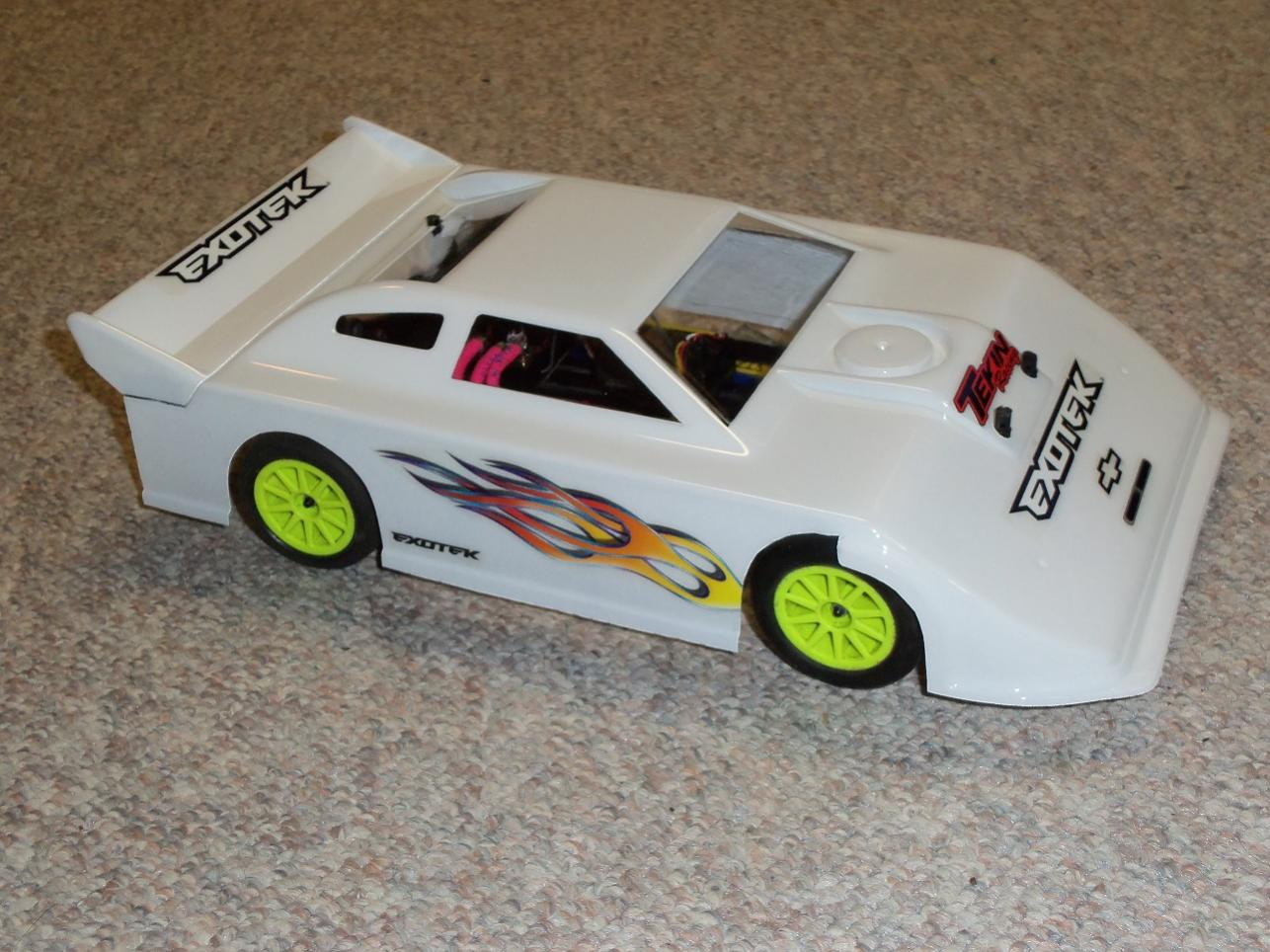 Rc18 Dirt Oval Late Model Bind And Drive R C Tech Forums