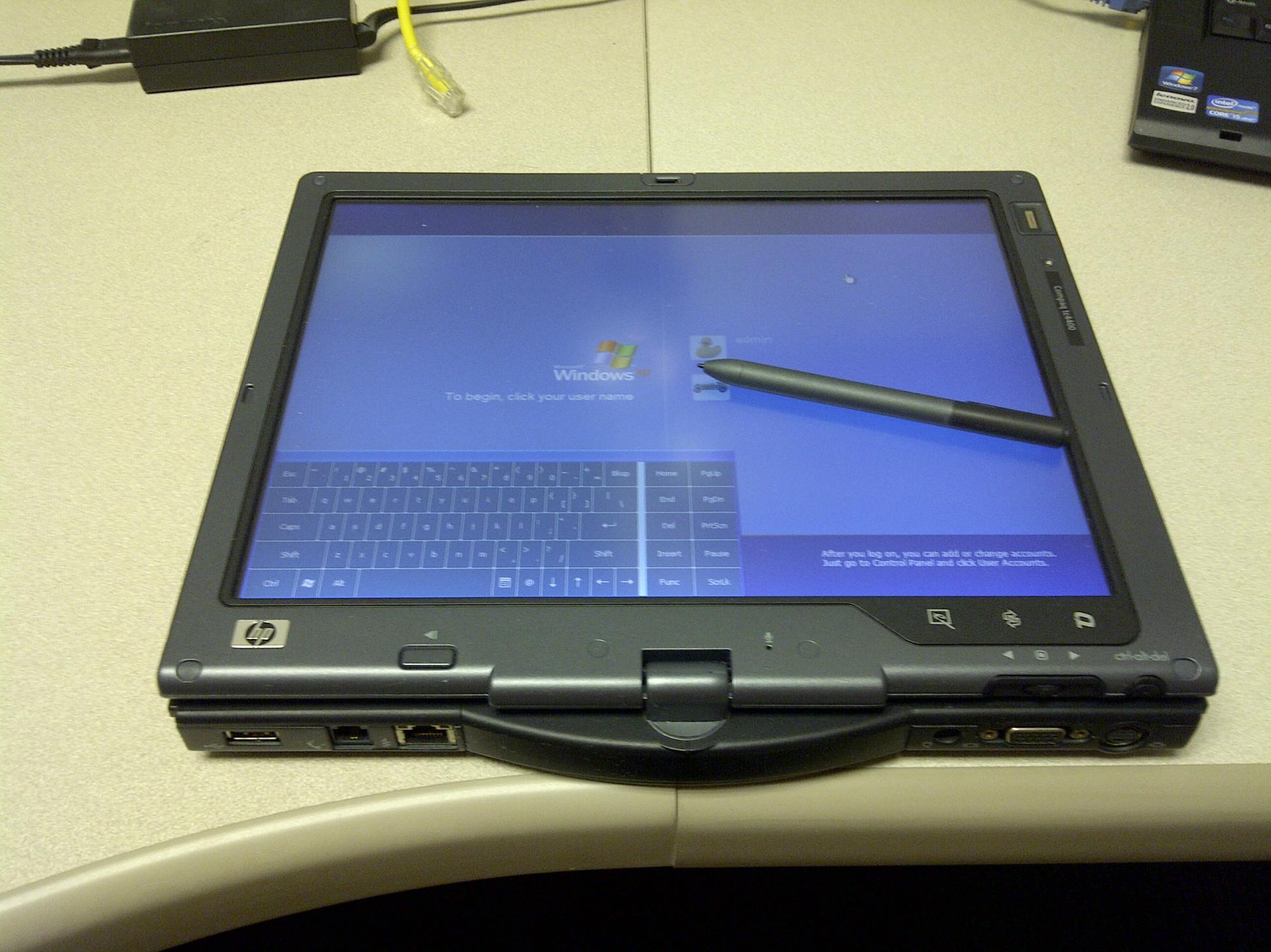 Wtt Hp Laptop Tc4400 For Tekin Pro4 Spektrum R C