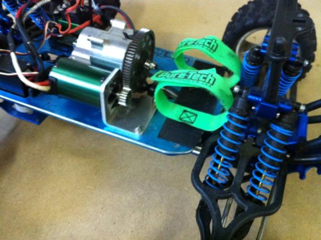Tmaxx Brushless Roller Great Shape