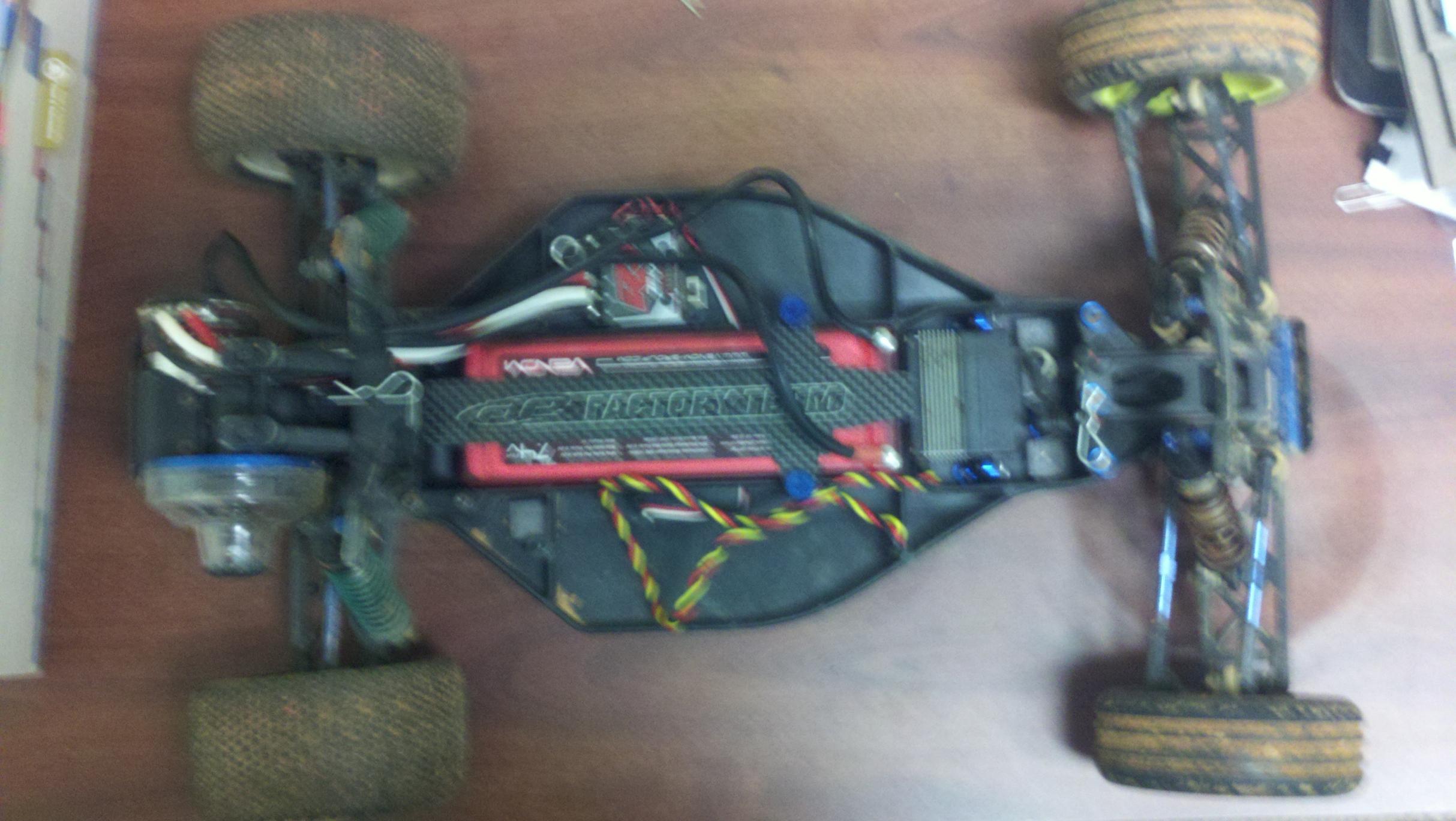 Team associated b4 1 worlds edition tekin rs 13 5 r c for Redline motors in monroe la