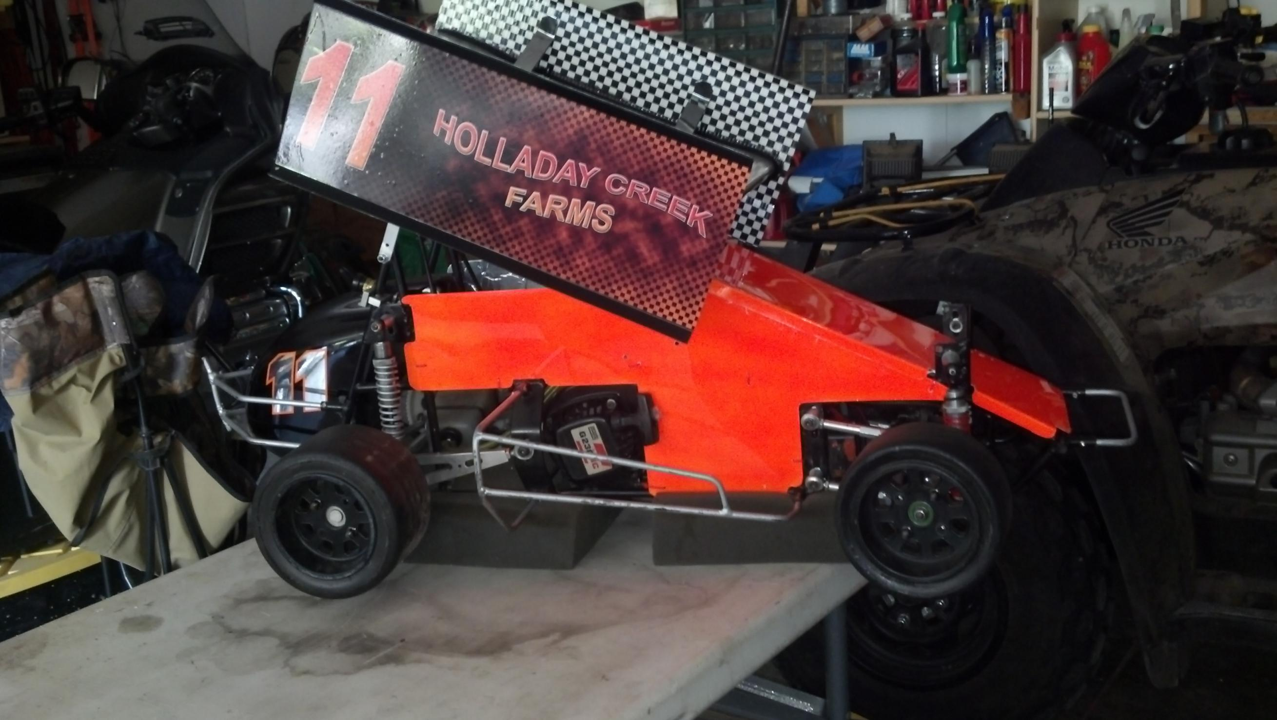 Quarter Scale Rc Sprint Cars For Sale