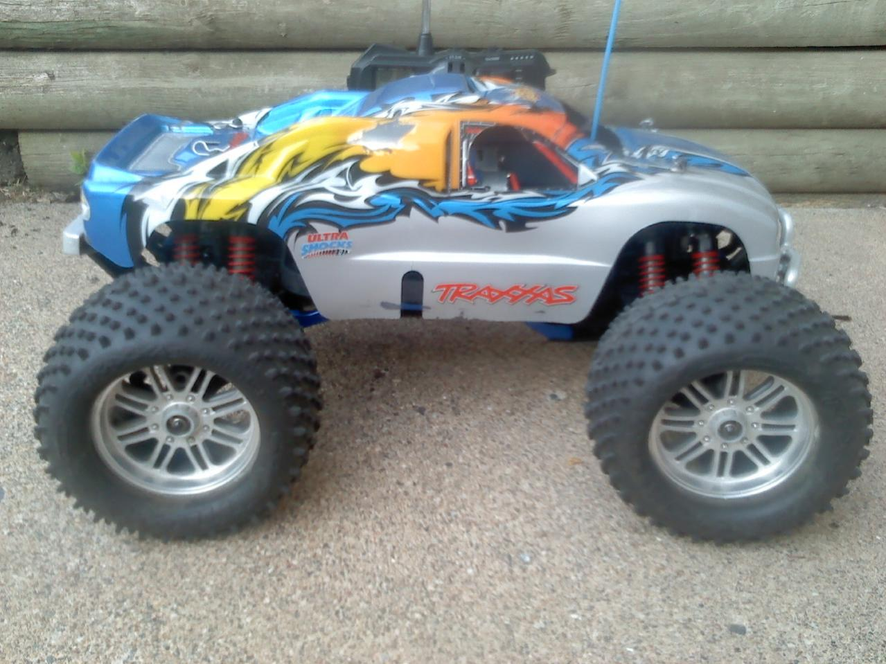 traxxas e maxx 3906 t maxx parts 240 shipped r c tech forums. Black Bedroom Furniture Sets. Home Design Ideas