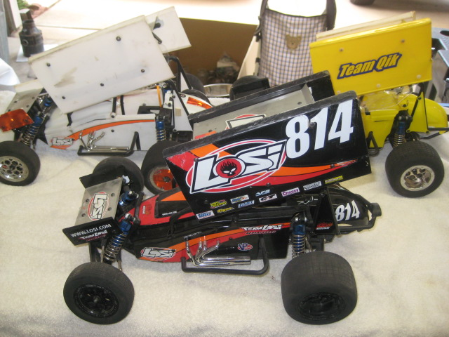 Losi Rc Sprint Car For Sale