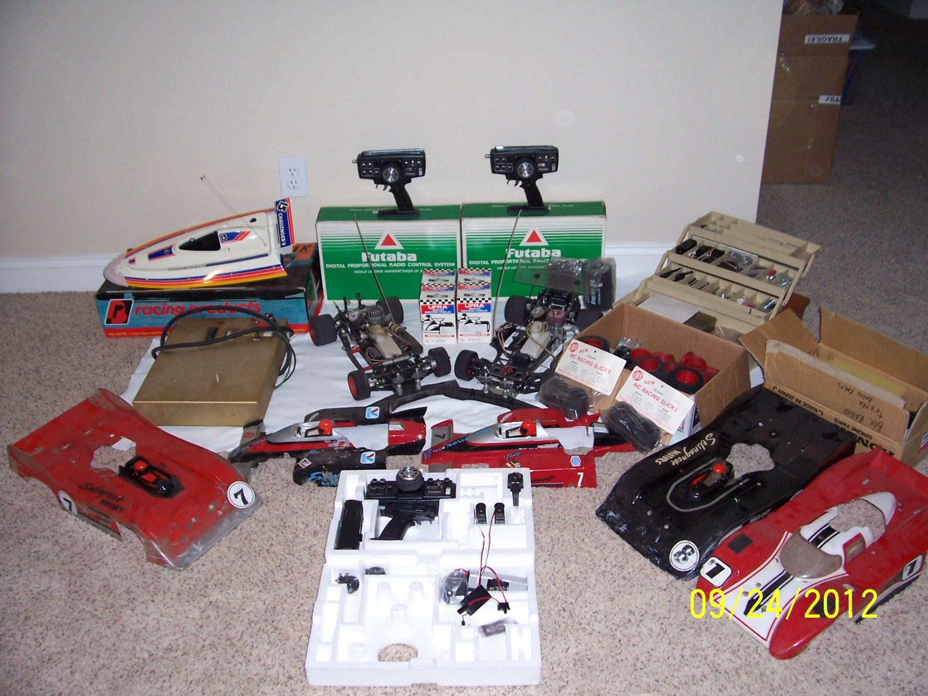 vintage gas electric rc cars and boat r c tech forums. Black Bedroom Furniture Sets. Home Design Ideas