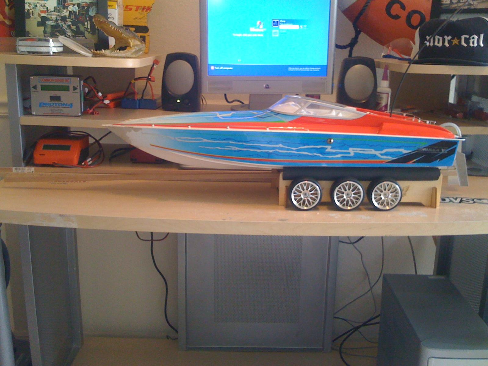 Rc boat build tutorial