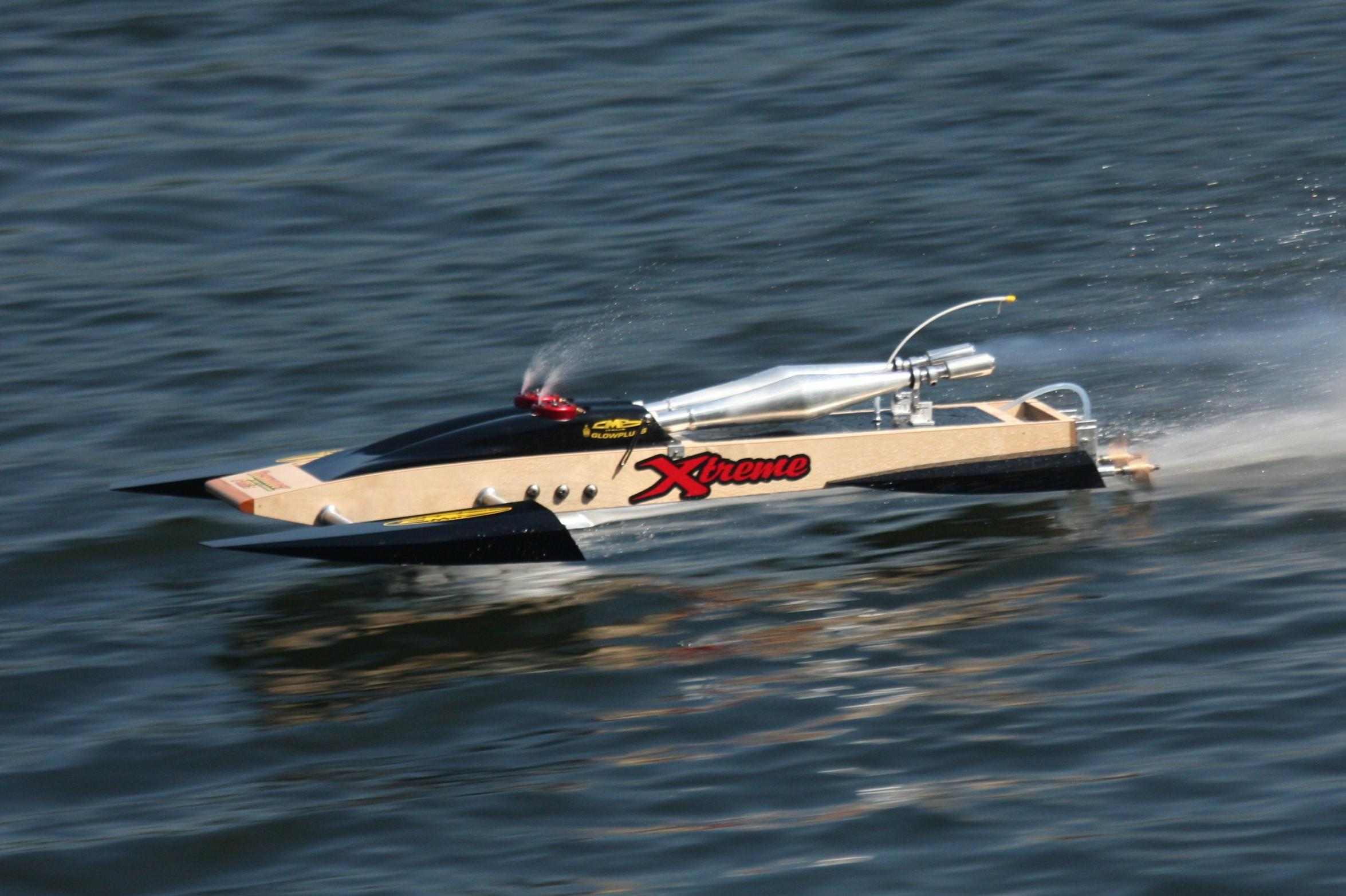 Post pics of ur boats - Page 16 - R/C Tech Forums