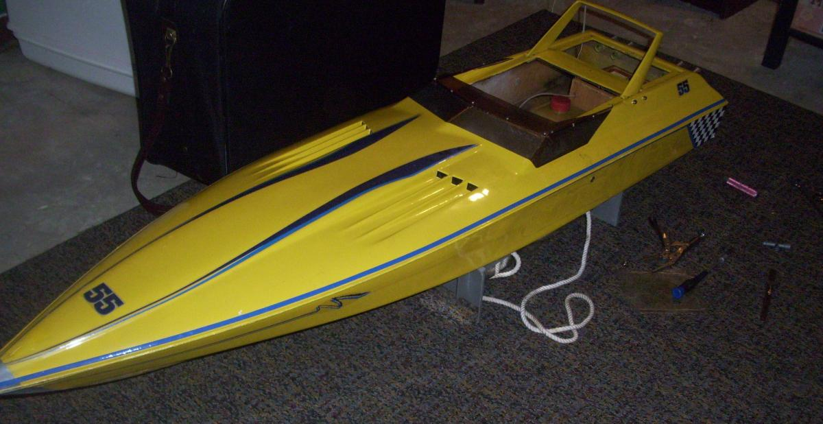 Proboat Shockwave 55 rebuild - R/C Tech Forums