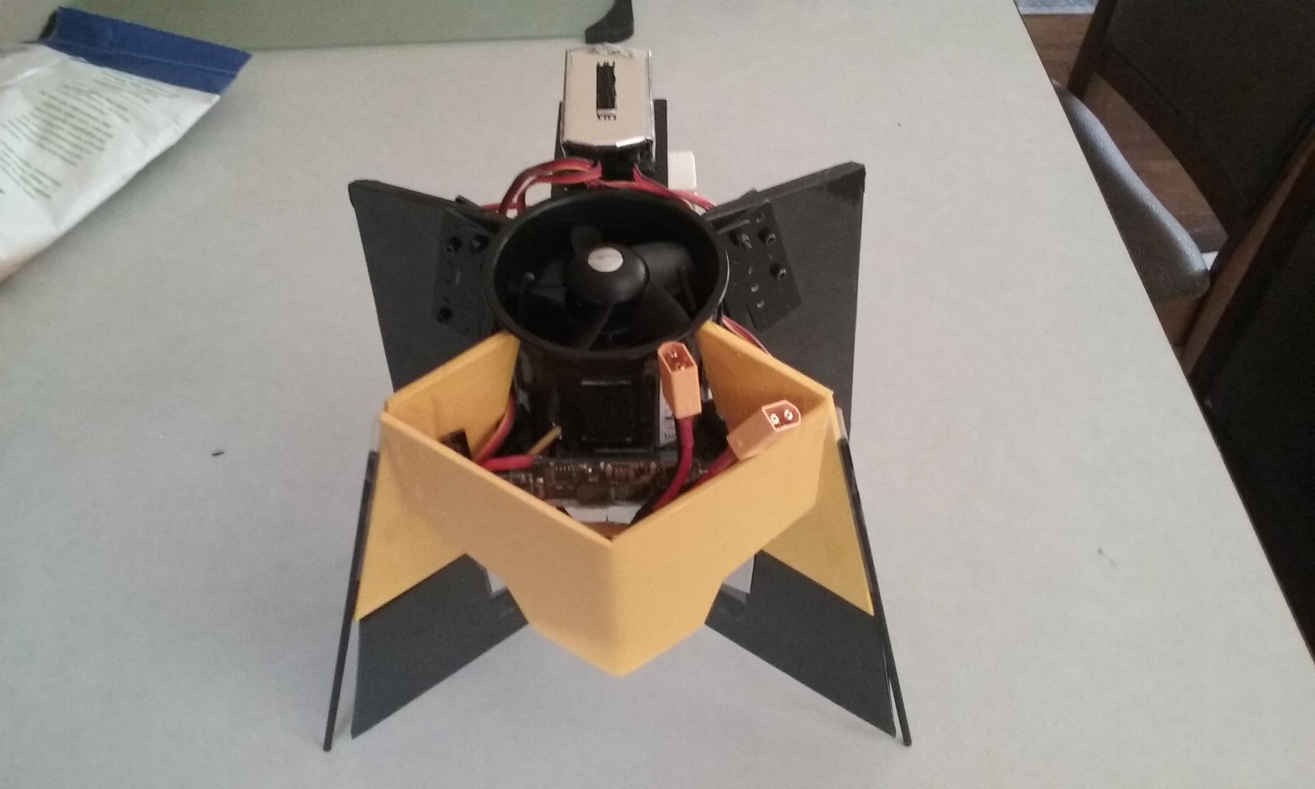 transforming vtol edf jet drone varitech robotech project page 2 r c tech forums. Black Bedroom Furniture Sets. Home Design Ideas