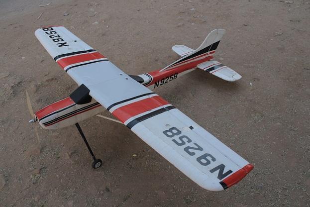 My First Scratch built plane Cessna 182 - R/C Tech Forums