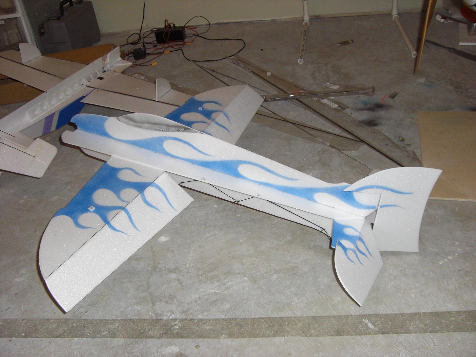 Free R C Foam Airplane Plans