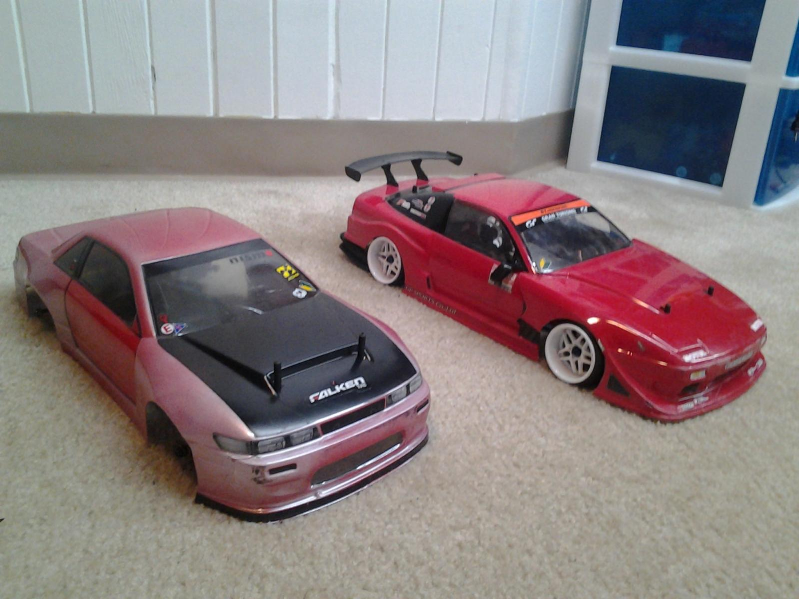 Help Which Will You Choose Rc Drift Car R C Tech Forums