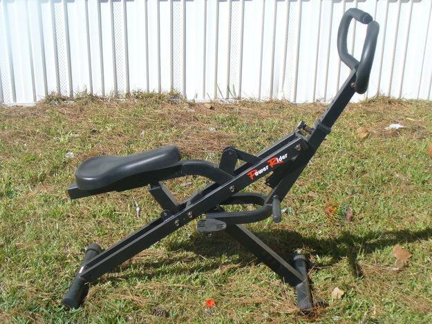 trim rider exercise machine