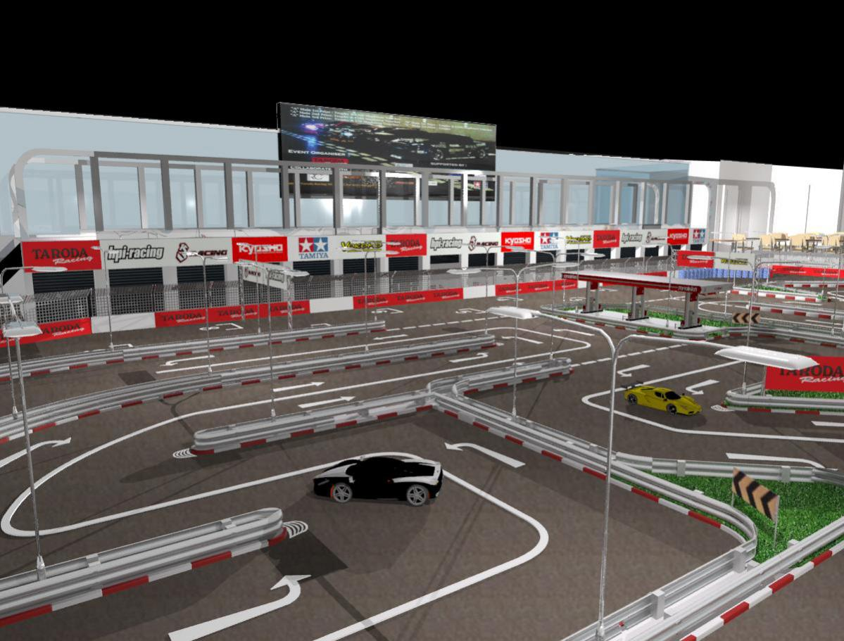 Singapore Race Track