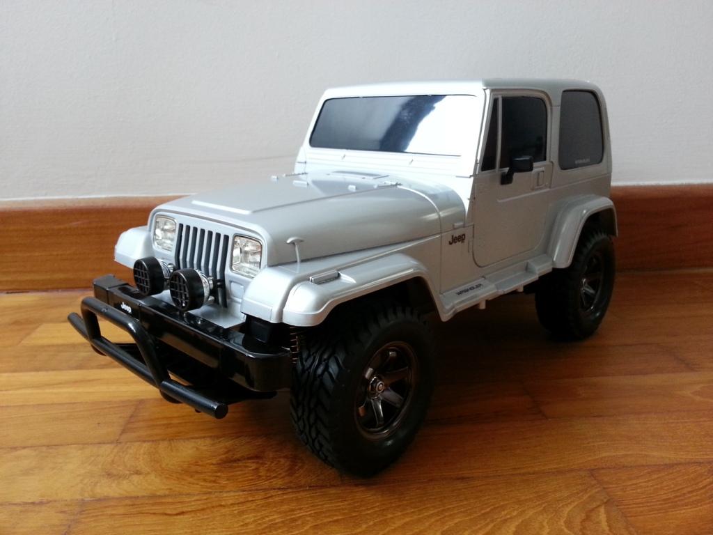 Jeep Wrangler Sport For Sale >> wts: Tamiya CC01 Jeep Wrangler - R/C Tech Forums