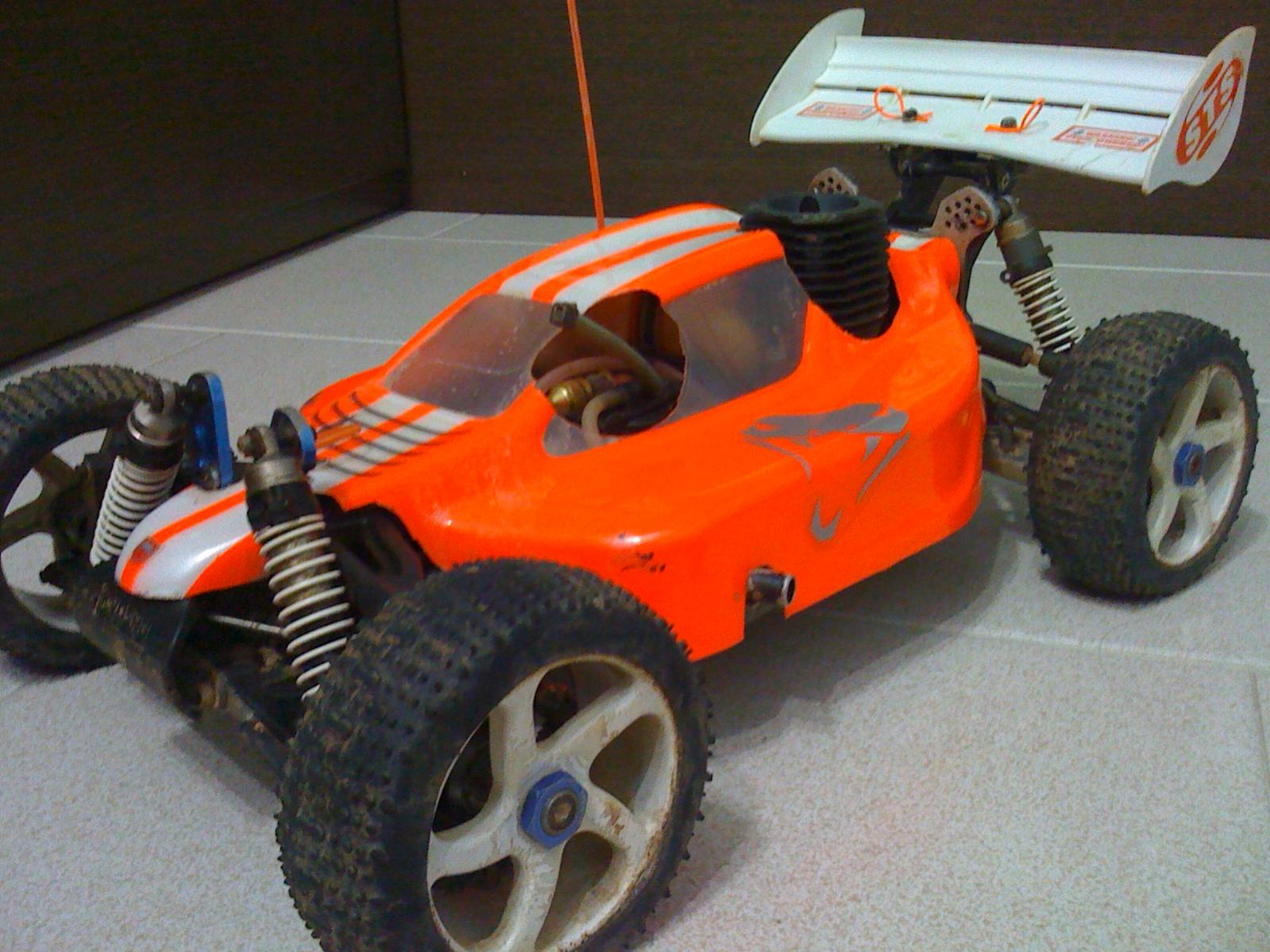 Kyosho Inferno NEO 3.0 VE Buggy 1:8 RTR 34108T1