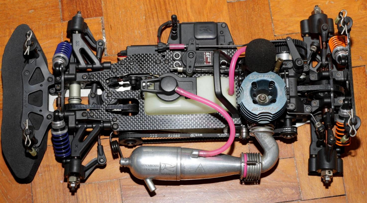 For Sale : Xray NT1 with Novarossi - R/C Tech Forums