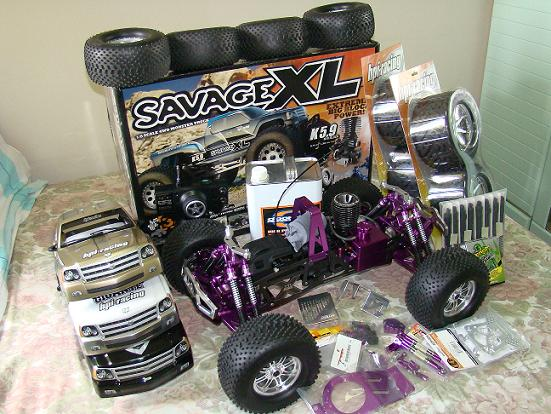 hpi savage xl w k5 9 engine for sale new price r c tech forums