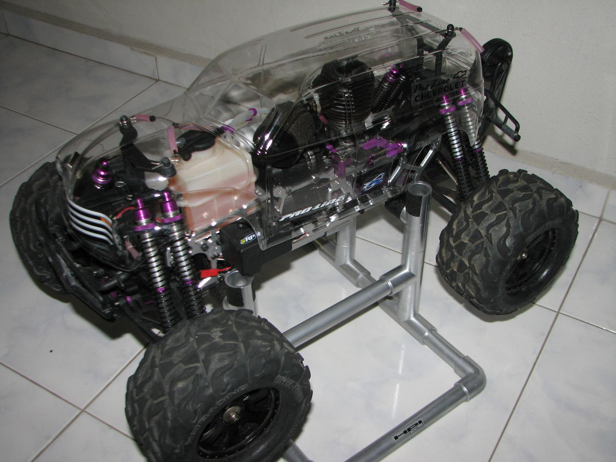 hpi savage x 4 6 flm ext lcg chassis r c tech forums. Black Bedroom Furniture Sets. Home Design Ideas