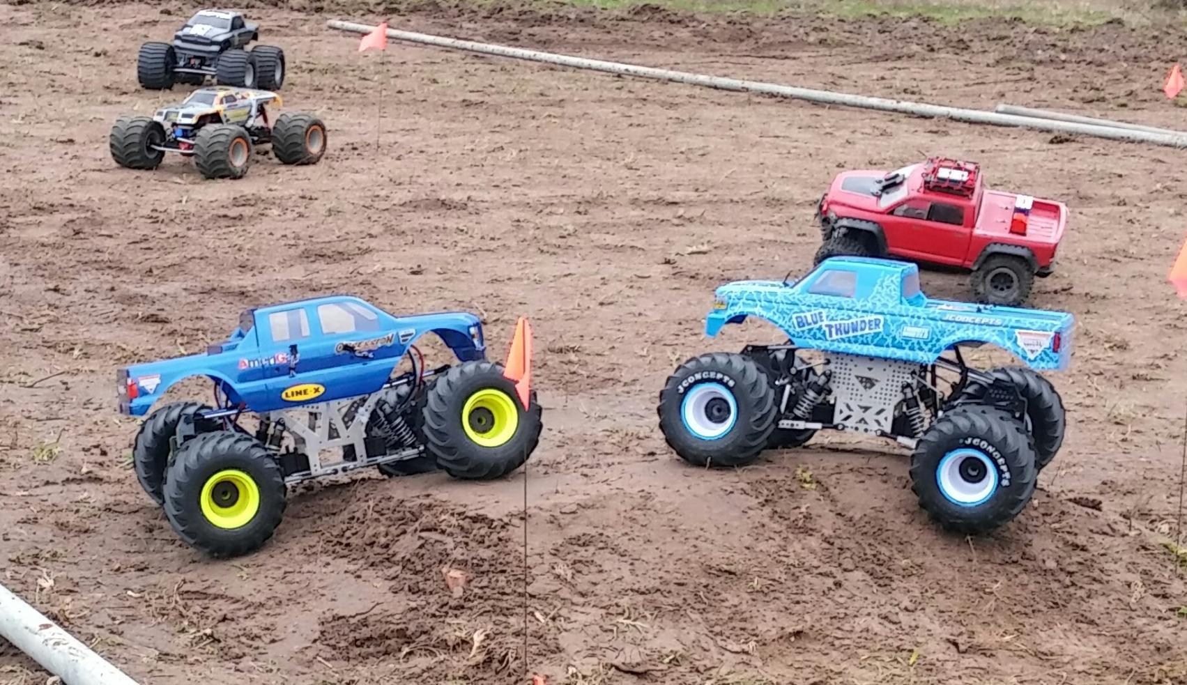Rc Solid Axle Monster Truck Racing In Terrel Texas R C Tech Forums