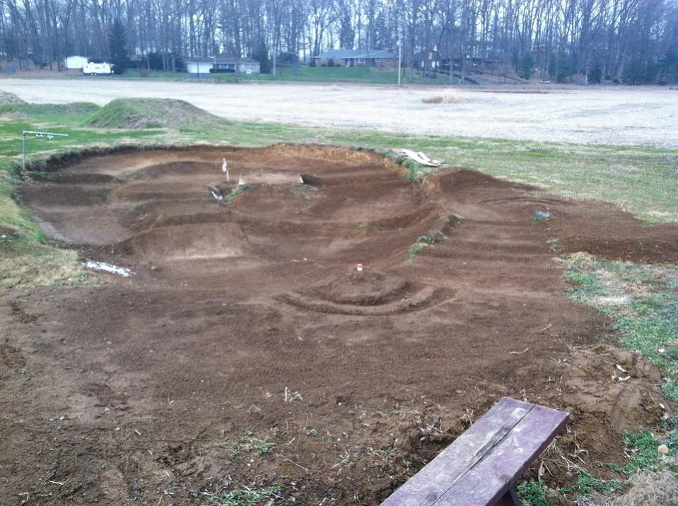 Back Yard Track in Central PA. - R/C Tech Forums