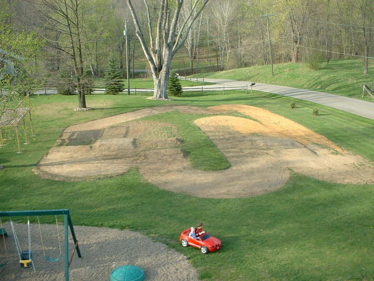 New Backyard Track Zanesville Oh R C Tech Forums