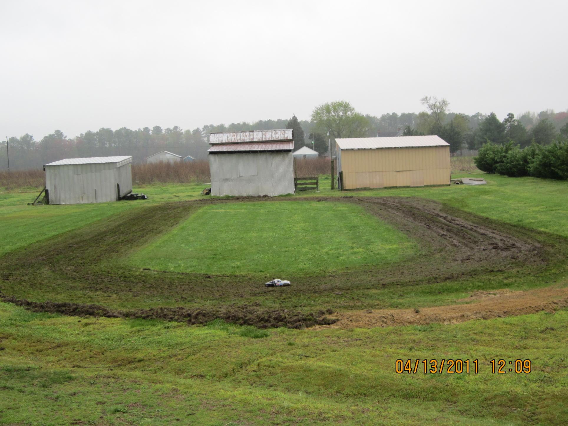 Hurlock md rc track r c tech forums for Backyard barns fruitland md
