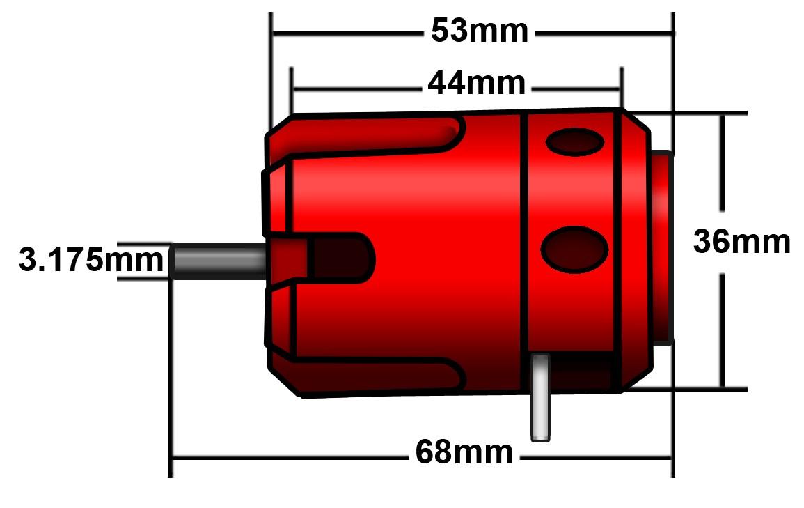 Brushless Motor Sizes Wallpaperzen Org