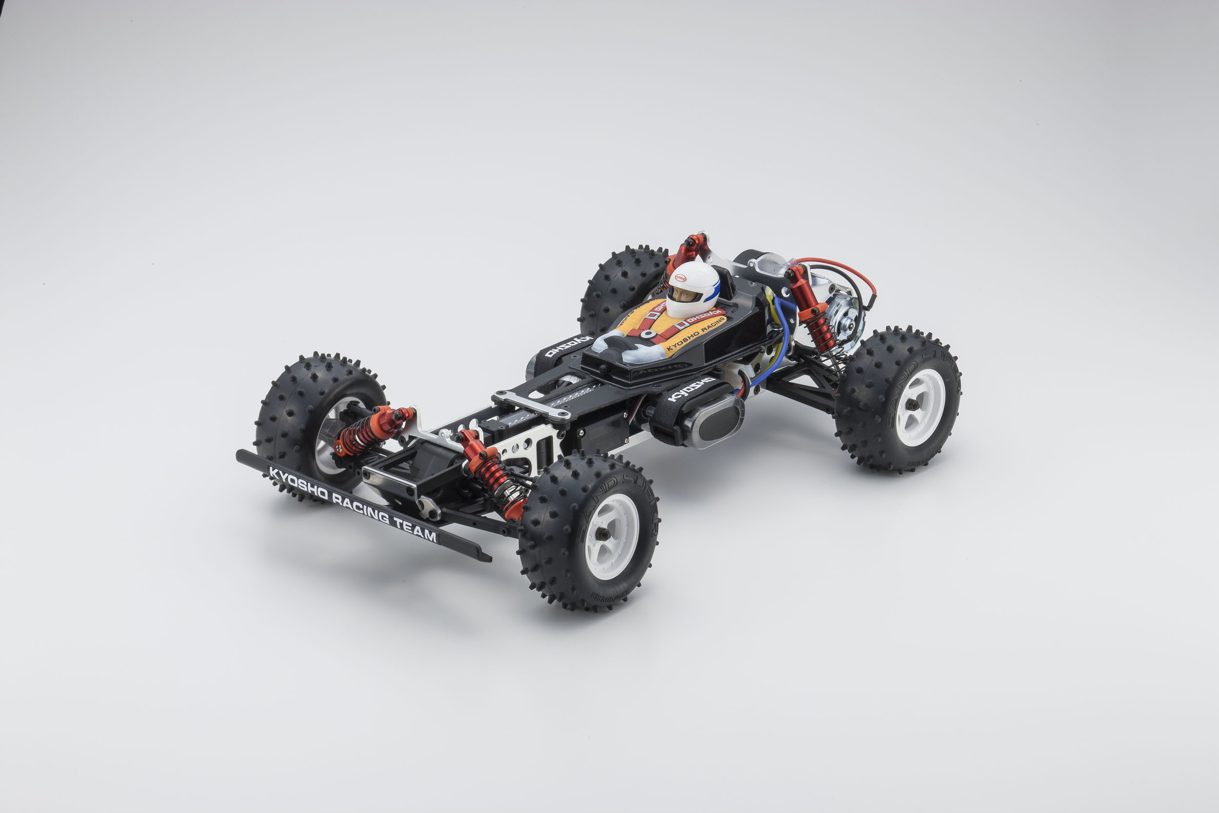 Kyosho Rc Cars Electric