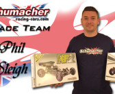 Schumacher welcomes Phil Sleigh